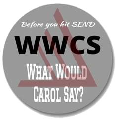 what would carol say
